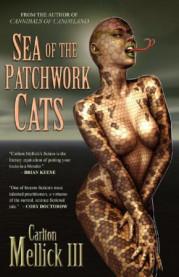 Море лоскутных кошек